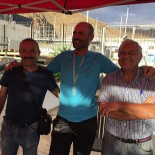 Campeonato Autonómico de Canarias de embarcación fondeada