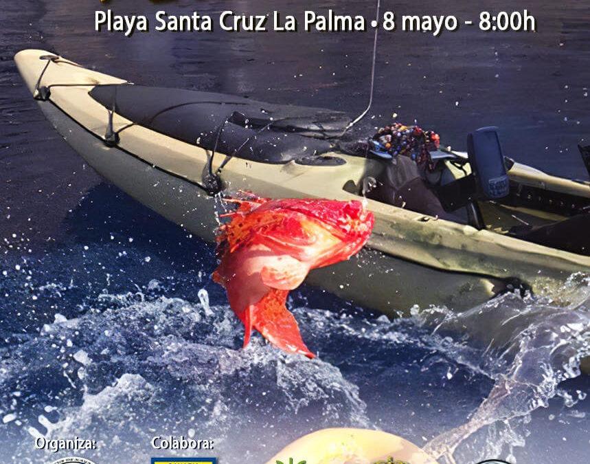 Campeonato de Canarias Pesca en Kayak